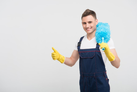 Professional and friendly cleaners for commercial cleaning North Melbourne.