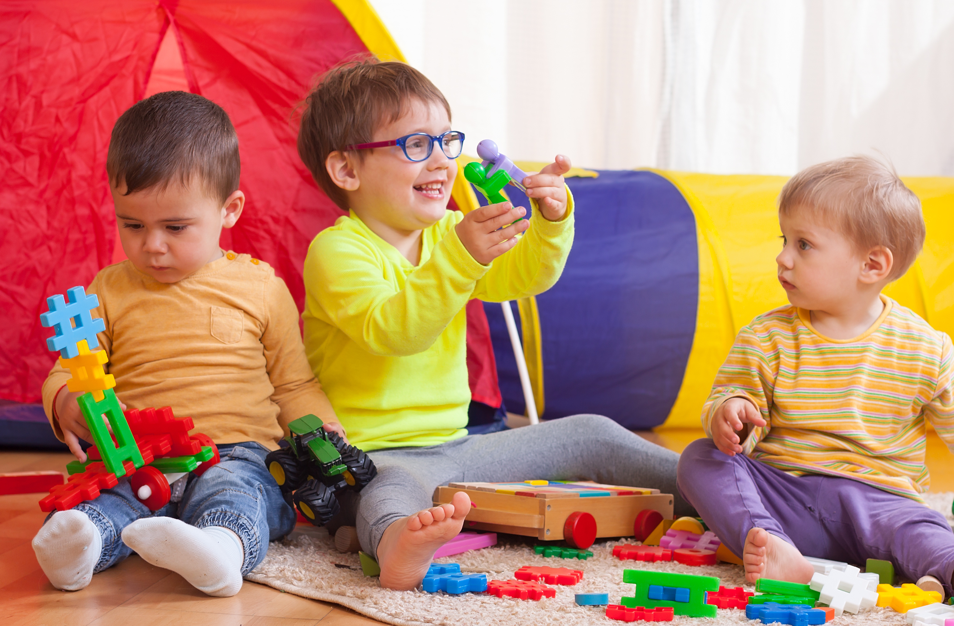 Effective Ways To Keep Toys Clean In Your Childcare Centre
